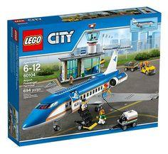#Lego #LEGO® #60104   LEGO City Flughafen-Abfertigungshalle  Junge Multi 1/08/16 China     Hier klicken, um weiterzulesen.  Ihr Onlineshop in #Zürich #Bern #Basel #Genf #St.Gallen