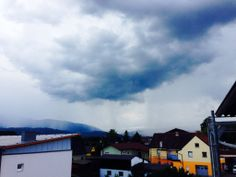 26.05.2014 - Aufziehendes Gewitter in Spielberg