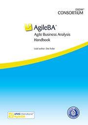AgileBA Handbook Cover