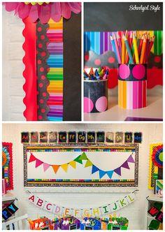Schoolgirl Style: Happy Rainbow