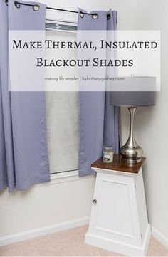 Magic blackout blind 24 x 32 dorm accessories blackout blinds learn how to make these easy and affordable thermal insulated blackout shades keep the solutioingenieria Image collections