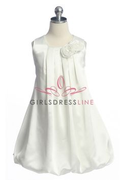 This is also adorable in Ivory!  on www.GirlsDressLine.Com