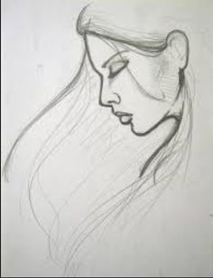 Easy pencil drawing pictures and easy pencil drawing images easy pencil ske Pencil Drawing Pictures, Easy Pencil Drawings, Beautiful Pencil Drawings, Pencil Drawings For Beginners, Beginner Sketches, Pencil Sketch Drawing, Pictures To Draw, Drawing Ideas, Girl Drawings