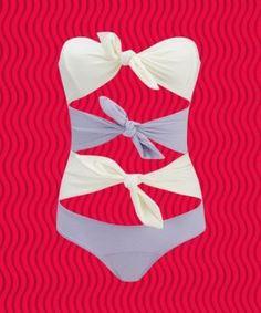 Cute Swimwear - Swimsuits, Bikinis, One-Piece