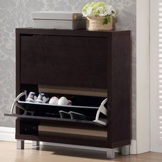 Simms Shoe Cabinet - this could sit in the hall!