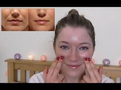 Smooth Out The Smile Wrinkles With Face Massage / Laugh Wrinkles / Nosolabial Fold - YouTube