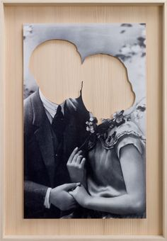 Hans-Peter Feldmann, Lovers, 2008, Black-and-white photograph, 17 x 10 3/4 in. (43 x 28 cm) - More at http://www.rfc.museum/component/phocagallery/category/152 (Thx Paulo)