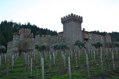 Castello di Amorosa - Take a tour at this fascinating winery in Calistoga.