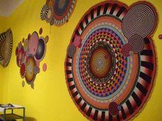 CROCHET WALL ART – DaniellaJoe's Blog