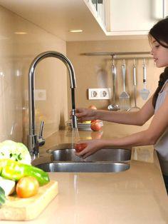 Nuevos Grifos Extraibles para Cocinas, Diseño y Funcionalidad | Cocina