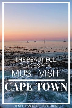 Incredible beaches, epic mountain views and spectacular coastal drives. These are the top 10 most beautiful places in Cape Town you need to visit. Africa Destinations, Travel Destinations, Places To Travel, Places To Go, Le Cap, Beautiful Places To Visit, Amazing Places, Travel Guides, Travel Tips