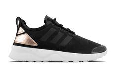 The adidas ZX Flux ADV Verve W Reappears in Core Black/Copper Metallic http://SneakersCartel.com #sneakers #shoes #kicks #jordan #lebron #nba #nike #adidas #reebok #airjordan #sneakerhead #fashion #sneakerscartel