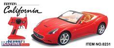 RC Auto 8231 MJX Ferrari California