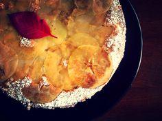 Autumn apple cake xox