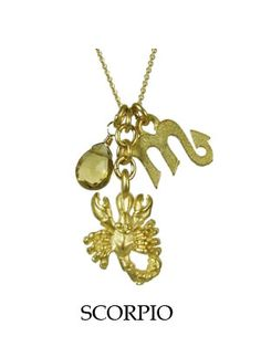 Sale buy 2 get 1 free zodiac pisces pendant necklace pisces november scorpio necklace want mozeypictures Image collections