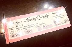 wedding invitation card 招待状 結婚式