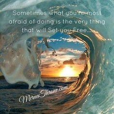 MernaThrone.com #setfree #afraid #fear #fearless #setyoufree