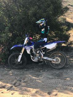 Off road and off track Lady Biker, Biker Girl, Motocross Girls, Enduro Motorcycle, Motorbike Girl, Dirt Bike Girl, Quad Bike, Dirtbikes, Biker Chick