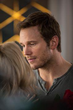 Chris Pratt bts Passengers