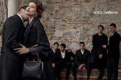 Новая рекламная кампания Dolce & Gabbana A/W 2013-14. Фотограф: Доменико Дольче #brandintrend
