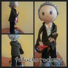 fofucho rockero www.manoskuriosas.com
