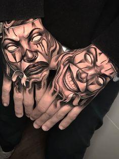 Tatuagens nas mãos: 80 Ideias masculinas e femininas para se inspirar - Eu amo tatuagens