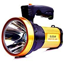 Olidear Linterna Led Ultrabrillante Recargable De Emergencia Para Interior Y Exterior Brightest Flashlight Led Bright Flashlight Led Flashlight
