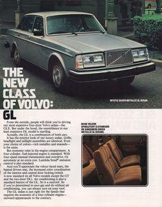 1980 Volvo Sales Brochure
