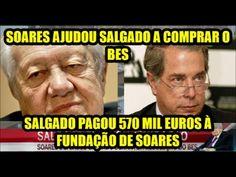 Mário Soares assume que ajudou a família de Ricardo Salgado a voltar a Portugal e a reaver o controlo do banco