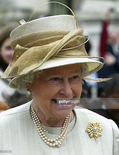 Queen Elizabeth II looks happy and smiles on the day of the. Royal Queen, Queen Mary, Queen Elizabeth Ii, God Save The Queen, Prince Phillip, Prince Charles, Die Queen, British Royal Families, Isabel Ii
