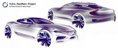 Volvo NextNext project by Charlie Fournier & Henry Jordan