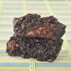 Vegan hellfire brownies #vegan #dessert #recipe