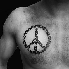 black peace tattoo - Google Search Peace Tattoos, Skull, Google Search, Inspiration, Black, Biblical Inspiration, Black People, Skulls, Inhalation