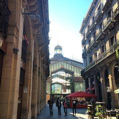 Mercat del Born, Barcelona (Catalunya - Catalonia)
