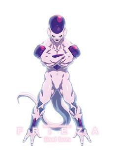 Frieza Final Form by theCHAMBA.deviantart.com