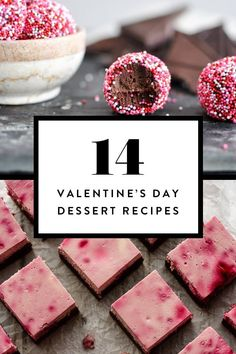 14 Valentine's Day Dessert Recipes That Will Make You Swoon via @PureWow