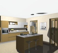 Depiction of Beautifull Dealing with Kitchen Remodel Cost