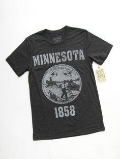 MN State Seal Tee (Unisex)