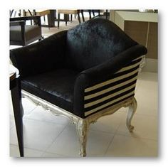 This is a pretty cool chair also - would look awesome with the vanity I'm painting!
