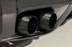 Afterburner exhaust tips. Neat idea.