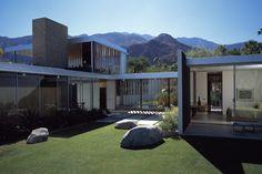 Além das janelas: Kaufmann House - A Casa no Deserto