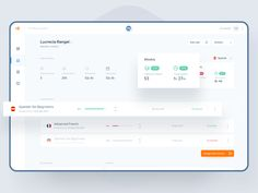 Babbel by Daniel Prokopiuk for Netguru on Dribbble Web Dashboard, Ui Web, Dashboard Design, Ui Ux Design, Interface Design, User Interface, Budget App, Ui Design Inspiration, Design Ideas