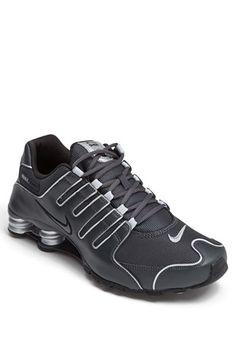 Nike  Shox NZ  Running Shoe (Men)  4503cf365