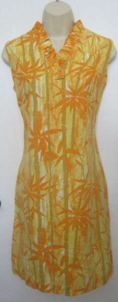Vintage 1960/'s /'St Michael/' Blue and Black Floral Mini Slip with Built in Bra UK Size 6 US Size 2