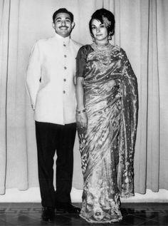 Nawab and Begum of Cambay By Rohit Sonkiya