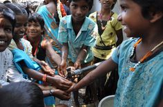 Day 6 of our 10 Day Campaign. I'm writing today about the MANY ways you can get involved to help end the global water crisis. @Water.org (image: Project sites in rural India by waterdotorg, via Flickr)