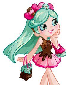 Shopkins - Official Site| Peppa Mint sooooooo cute!!!!