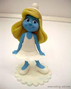 Smurf:)