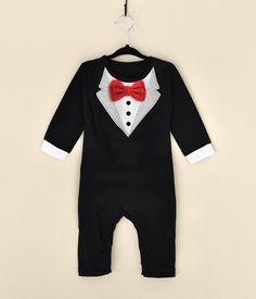 Recém nascido menino macacão de bebê 100% algodão laço cavalheiro terno arco de lazer corpo terno roupas da criança Jumpsuit do bebê meninos roupas de marca em Macacão/Body de Mamãe e Bebê no AliExpress.com | Alibaba Group