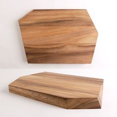 Completely toxic free cutting board hand made out of Acacia wood and simply oil…